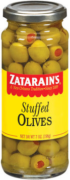 Zatarain's® Stuffed Olives 7 oz. Jar