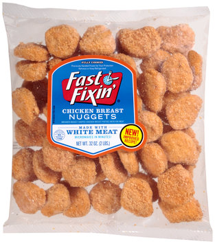 Fast Fixin'® Chicken Breast Nuggets 32 oz. Bag