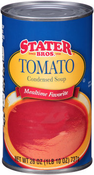 Stater Bros.® Tomato Condensed Soup 26 oz. Can