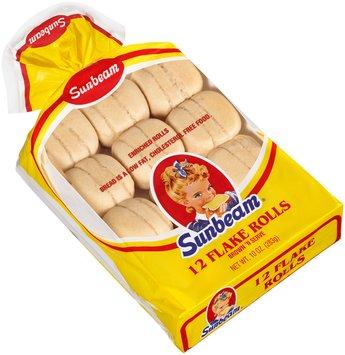 Sunbeam® Brown 'N Serve Flake Rolls 10 oz. Tray