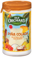 Old Orchard® Non-Alcoholic Pina Colada Drink Mix from Concentrate 12 fl. oz. Can