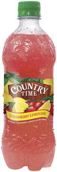 Country Time® Strawberry Lemonade 20 fl. oz. Bottle