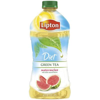 Lipton® Diet Iced Green Tea with Watermelon 64 fl. oz. Plastic Bottle