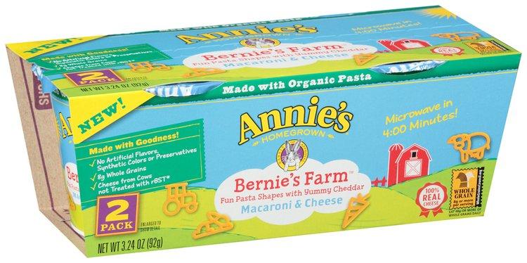 Annie's Homegrown® Bernie's Farm™ Macaroni & Cheese