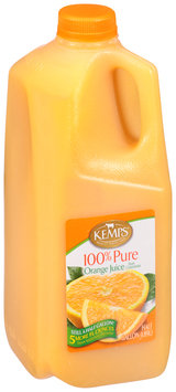 Kemps® 100% Pure from Concentrate Orange Juice