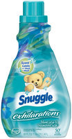 Snuggle® Exhilarations® Blue Iris & Bamboo Silk® Concentrated Fabric Softener 50 fl. oz. Bottle