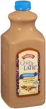 Turkey Hill® Ooo-La-Latte Vanilla Iced Coffee 57.6 fl. oz. Bottle