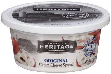 American Heritage® Original Cream Cheese Spread