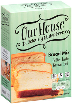 Our House™ Bread Mix 20 oz. Box