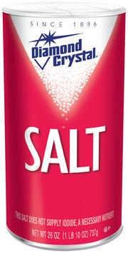Diamond Crystal® Salt 26 oz. Shaker