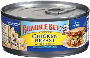 Bumble Bee Chunk W/Rib Meat In Water Chicken Breast 5 Oz Can