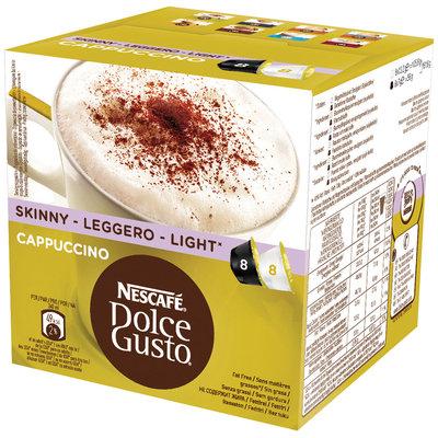 Nescafe® Dolce Gusto® Skinny Cappuccino 16 ct Capsules
