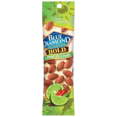 Blue Diamond Bold Lime 'n Chili Almonds 1.5 Oz Peg