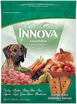 innova healthbar large baked dog treats