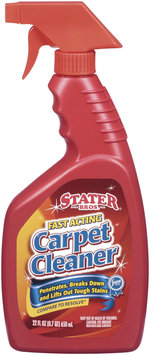 Stater Bros. Fast Acting Carpet Cleaner 22 Oz Trigger Spray
