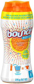 Bursts Bounce Bursts Scent Booster Outdoor Fresh 9.7oz