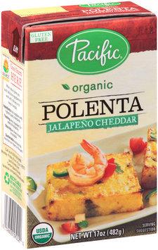 Pacific Organic Jalapeno Cheddar Polenta