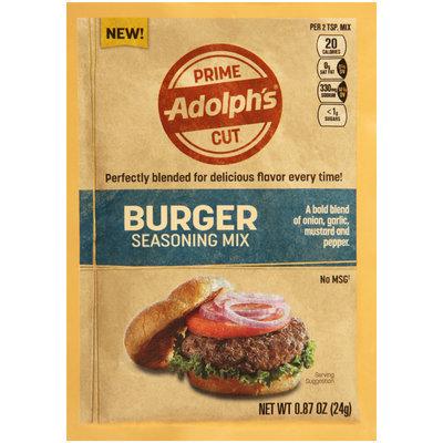 Adalph's® Prime Cut Burger Seasoning Mix 0.87 oz. Packet