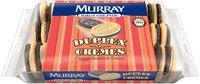 Murray® Duplex Cremes Sandwich Cookies 13 oz. Tray
