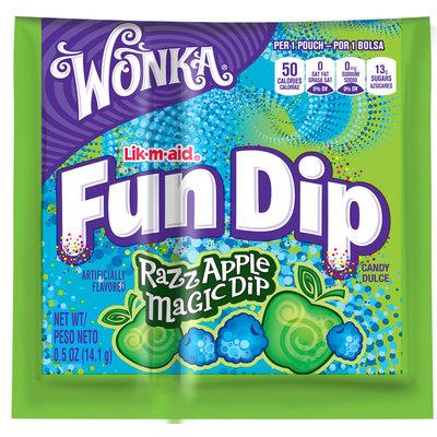 WONKA FUN DIP Cherry Yum Diddly Dip