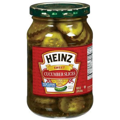 Heinz® Sweet Cucumber Slices Pickles
