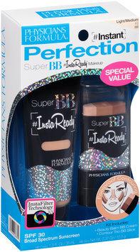 Physicians Formula® Light/Medium 6685 #Instant Perfection Super BB #InstaReady™ Makeup Kit 2 ct Box