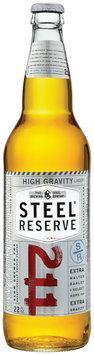 Steel Reserve High Gravity Lager