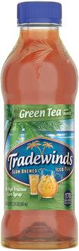 Tradewinds® Green Tea with Honey 18.5 fl. oz. Plastic Bottle