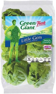 Green Giant® Fresh Little Gem Lettuce Hearts 6 ct Bag