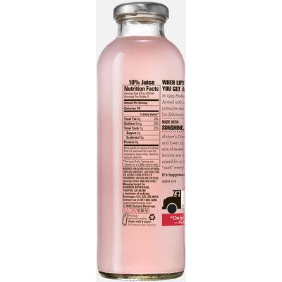 Hubert's® Diet Strawberry Lemonade 16 fl. oz. Bottle