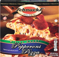 Schnucks® Rising Crust Pepperoni Pizza 29.6 oz. Box