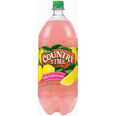 Country Time  Pink Lemonade 2 L Plastic Bottle