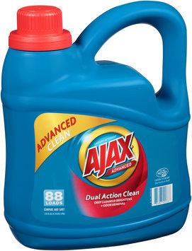 Ajax® Advanced Dual Action Clean Liquid Laundry Detergent 134 fl. oz. Jug