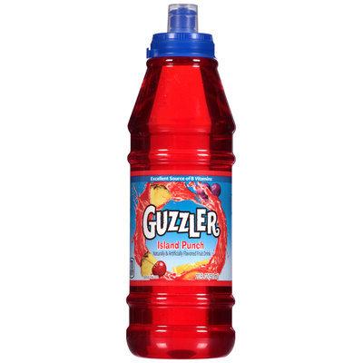 Guzzler® Island Punch Fruit Drink 20 fl. oz. Bottle