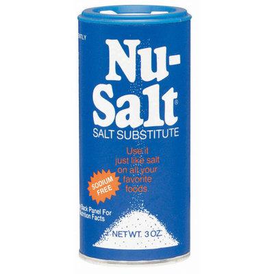 Nu-Salt  Salt Substitute 3 Oz Canister