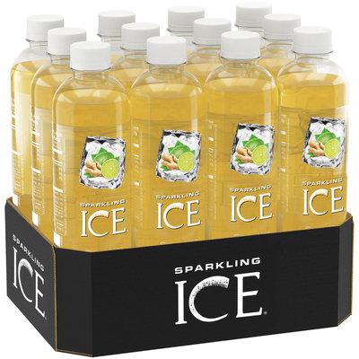 Sparkling ICE Ginger Lime Sparkling Water