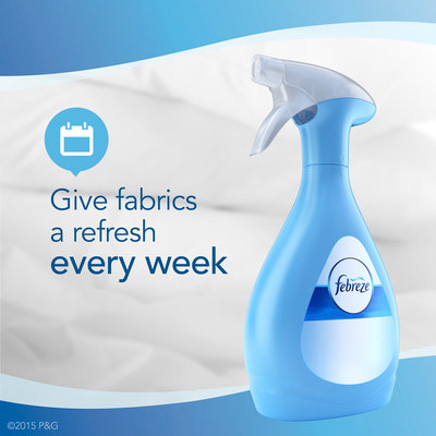 Febreze Fabric Refresher with Downy April Fresh Air Freshener (1 Count, 16.9 fl oz)