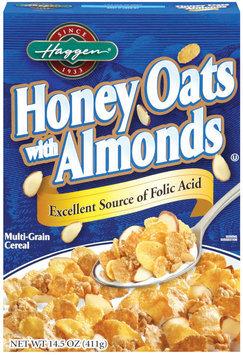 Haggen® Honey Oats with Almonds