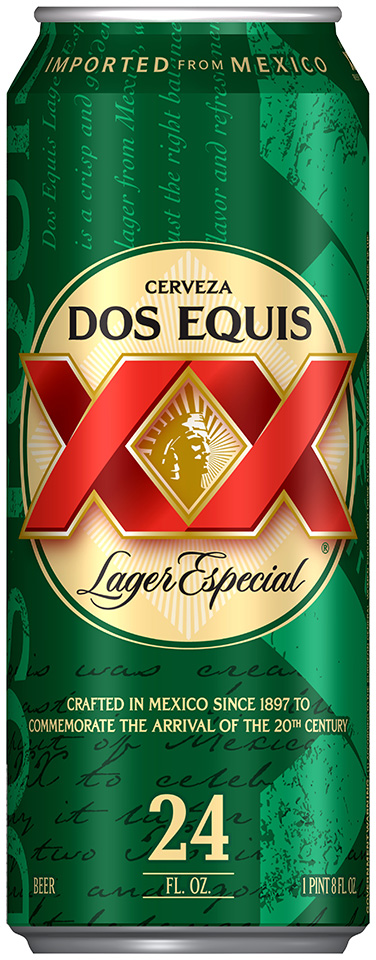 Dos Equis Lager Especial