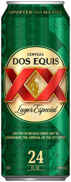 Dos Equis Lager Especial Beer