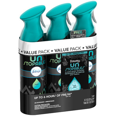 Air Effects Unstopables™ Fresh Air Freshener (3 Count, 29.1 oz)