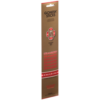 Gonesh® Extra Rich® Strawberry Incense Sticks 20 ct. Pack