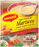 MAGGI Creamy Seafood Soup Mix 2.82 oz. Packet