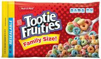 MALT-O-MEAL Tootie Fruities Cereal 22.5 OZ ZIP PAK