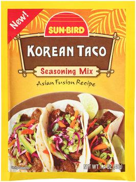Sun-Bird® Korean Taco Seasoning Mix 1.4 oz. Packet