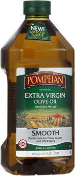 Pompeian® Imported Smooth Extra Virgin Olive Oil 68 fl. oz. Bottle