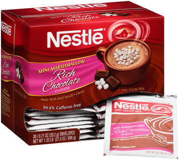Nestlé® Mini Marshmallow Rich Chocolate Hot Cocoa Mix 3 Packets
