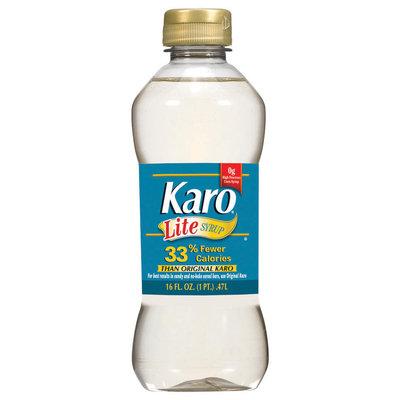 Karo  Lite Syrup 16 Fl Oz Plastic Bottle