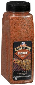 McCormick Grill Mates Barbecue Seasoning 27 Oz Shaker