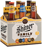 Shiner Family Reunion Variety Pack